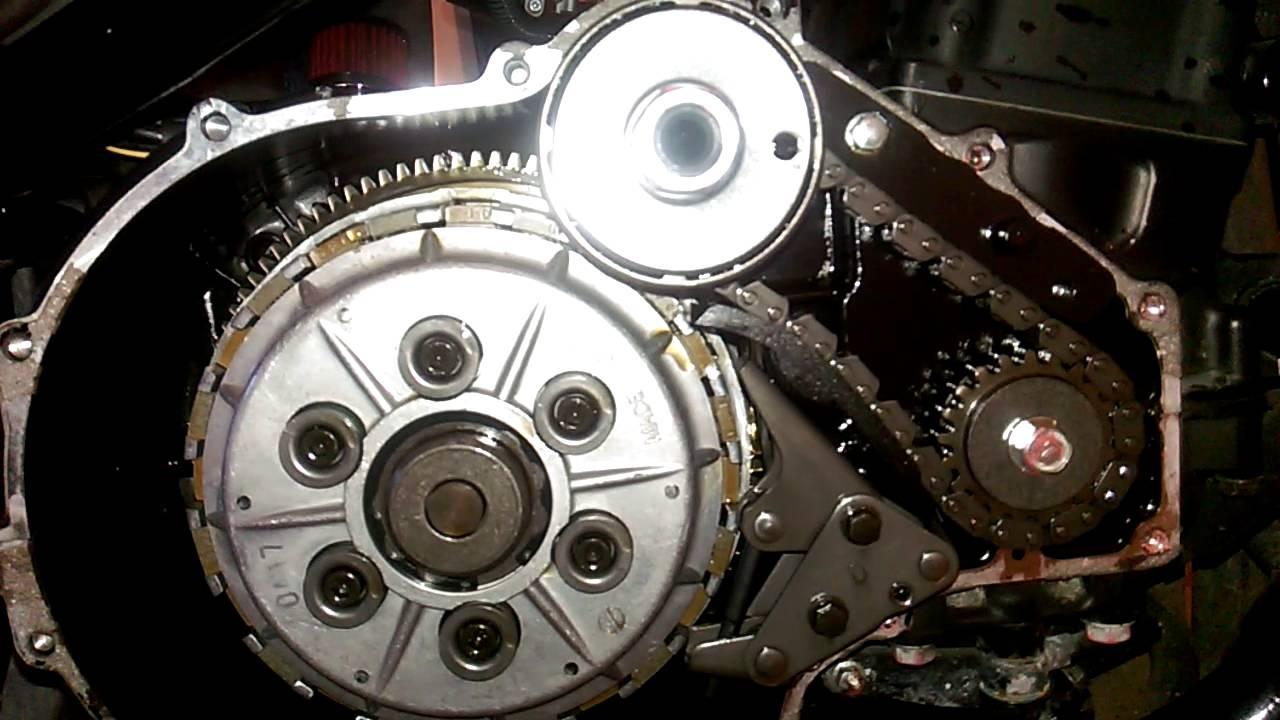Kawasaki Voyager Starter Clutch