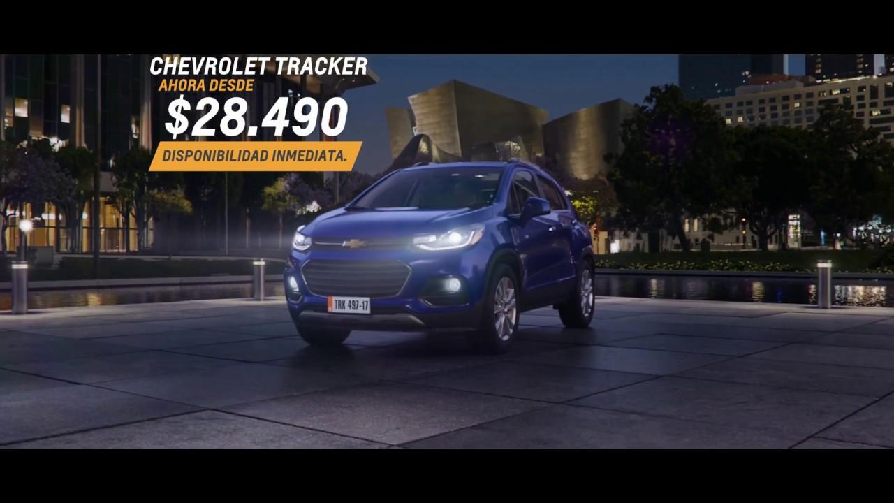 Chevrolet Tracker 360º