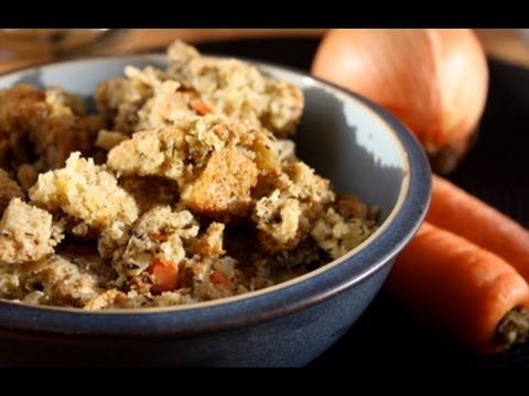Great Gluten Free Turkey Stuffing Recipe