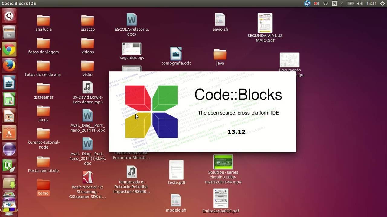 OpenCV on Code::Blocks , ubuntu 14 04