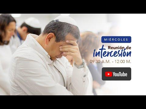 Reunión semanal de #oración e #intercesión - 13 enero 2021