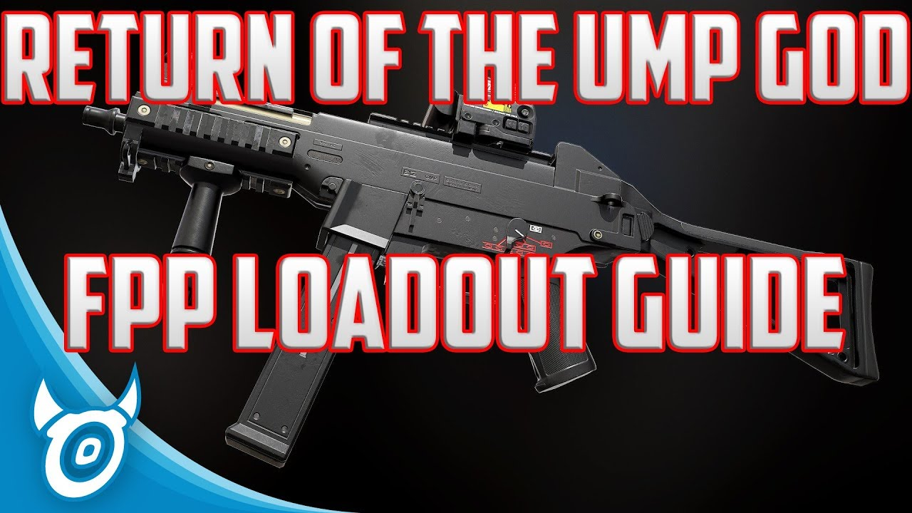 Playerunknown S Battlegrounds Maps Loot Maps Pictures: BETTER THAN AN AR!? THE UMP GOD RETURNS: PUBG SMG/Weapons