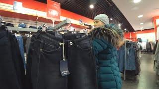 ШОППИНГ в дорогом бутике в кредит
