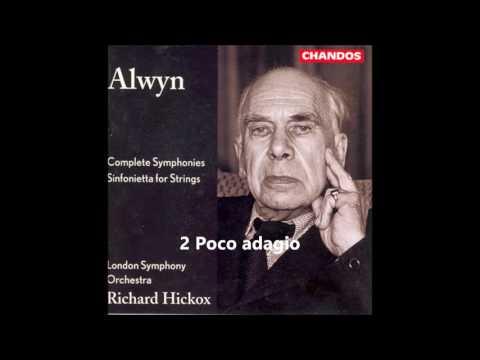 Alwyn  Symphony No.3