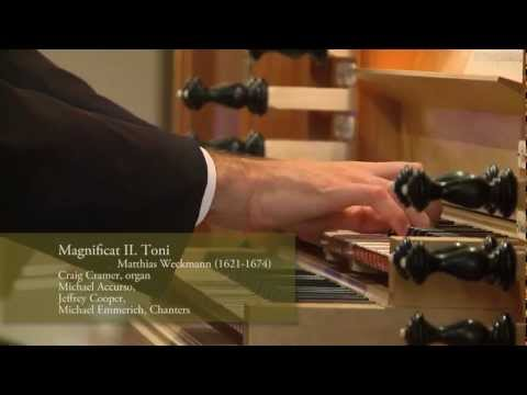 Notre Dame's MSM and DMA in Organ with Craig Cramer