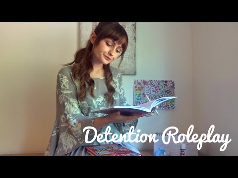ASMR Roleplay ~ Detention with Miss Michelle