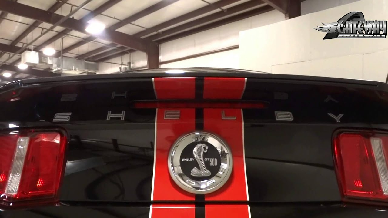 2011 ford mustang shelby gt500 stock 613 located in our louisville ky showroom youtube. Black Bedroom Furniture Sets. Home Design Ideas
