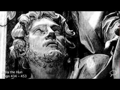 Attila the Hun Biography