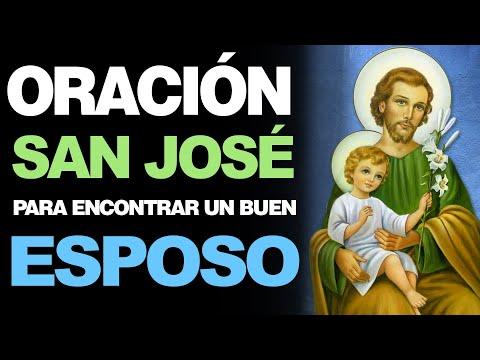 🙏 Poderosa Oración a San José PARA ENCONTRAR UN BUEN ESPOSO ¡Ayúdame Santo! 🙇