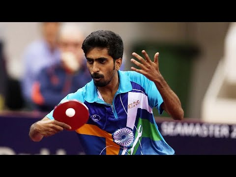 Download Sathiyan Gnanasekaran - India's Tokyo Table Tennis Hope (Close To The Table Player)
