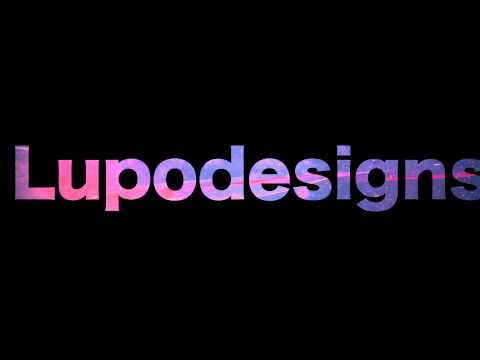 Intro V1 - LupoDesigns