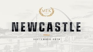 LIVE PROFESSIONAL BOXING! - MTK GLOBAL PRESENTS ... 'NEWCASTLE FIGHT NIGHT' - (FULL CARD)