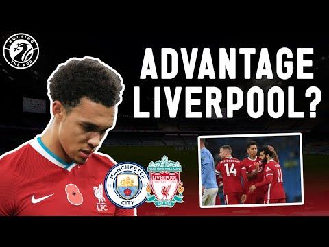 Why the title advantage is now with Liverpool after gutsy Manchester City draw