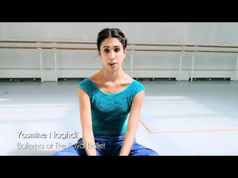 Yasmine Naghdi - a day in the life of a ballerina at the The Royal Ballet