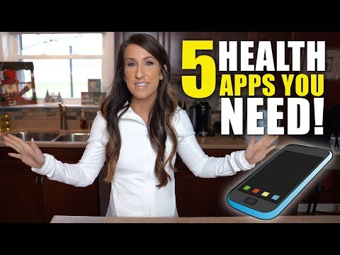 5 Health Apps YOU NEED In Your Life Android & iOS