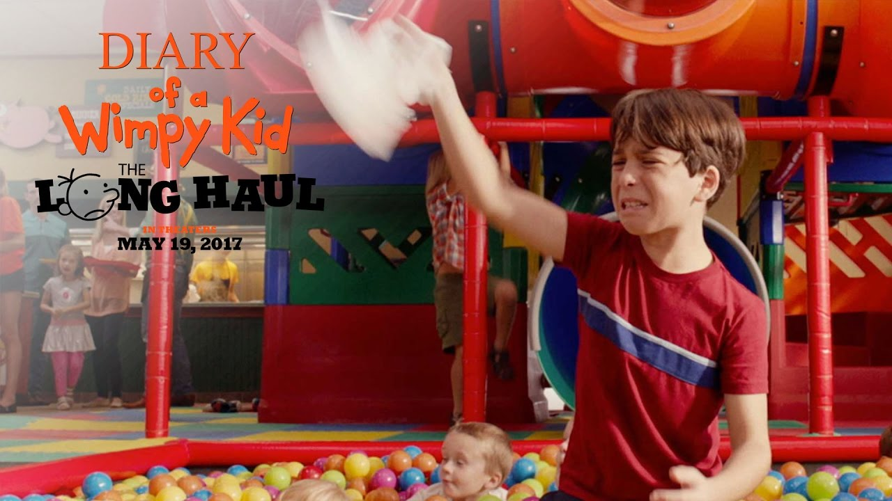 Diary of a Wimpy Kid: The Long Haul | Diaper Hands Remix | Fox Family Entertainment