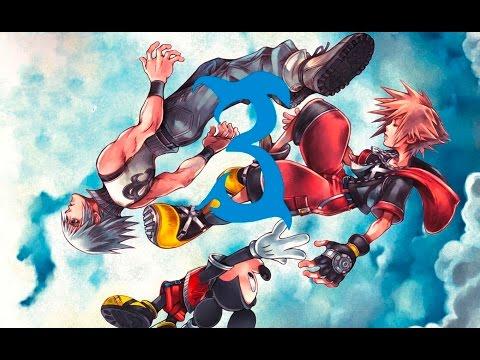 Kingdom Hearts 3D #3 - Notre Dame