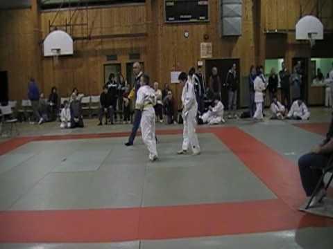 Nolan Mitchell Judo
