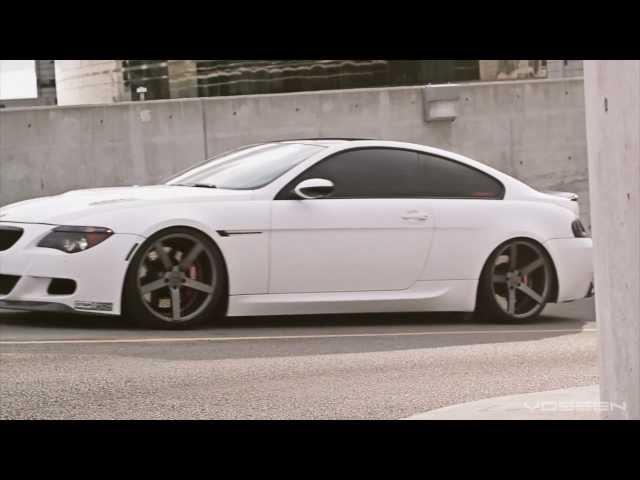 BMW 645 on 20