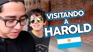 VISITANDO A HAROLD EN ARGENTINA PT.2  - RAMIRO