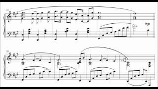 Terranigma - Departure (Piano)