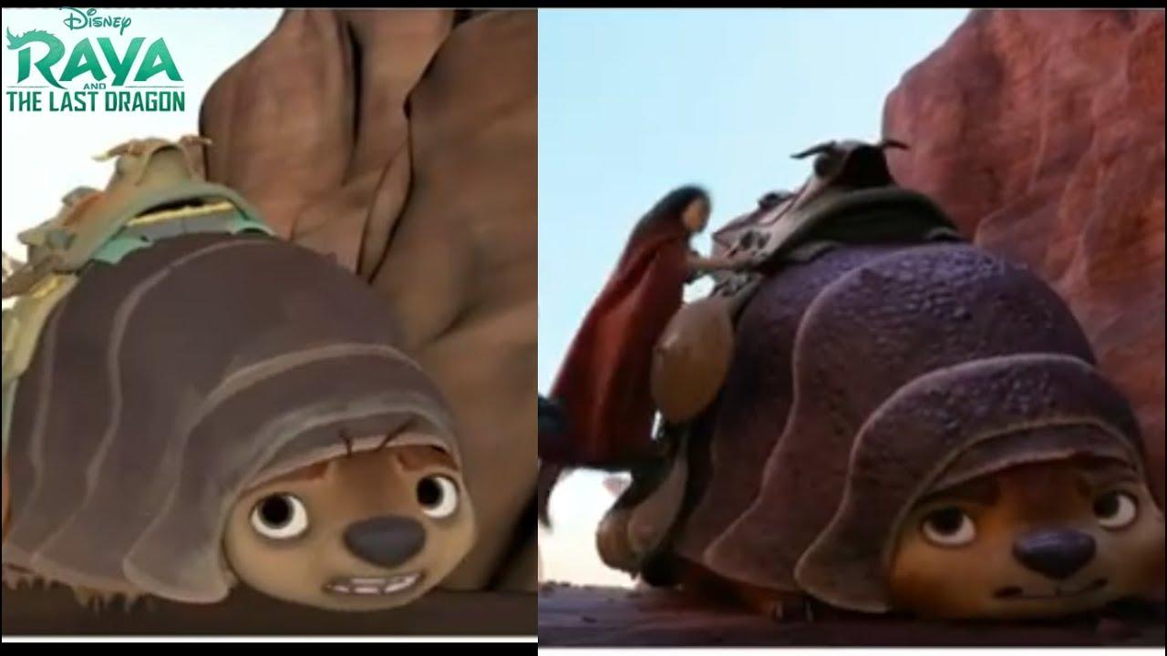 """Tuk-Tuk Roll"" Animation Process   Raya and the Last Dragon"
