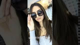 Amine Gülşe gözlük sevdası