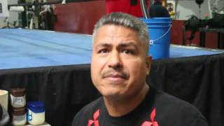 Robert Garcia Must See Fernando Vargas Boxing Career From Beginning To Pro Boxing Trainer
