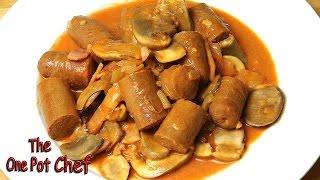 Sausage Stroganoff - Recipe