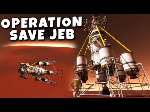 Viking Space Program - Operation Rescue Jeb