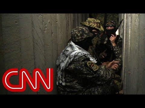 CNN goes inside Islamic Jihad's tunnels in Gaza