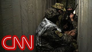 CNN goes inside Islamic Jihad's tunnels in Gaza