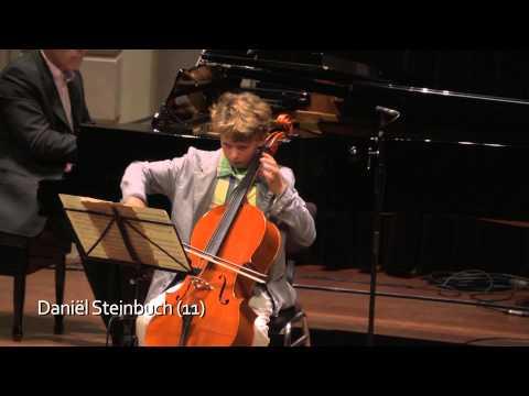Het Koninklijk Concertgebouw -  registratie Talentenjacht 2013