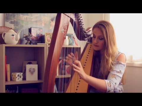 Despacito - Luis Fonsi feat. Daddy Yankee (Harp Cover)