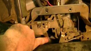 Small Engine Repair: How to Adjust the Mechanical Governor on a Kohler V-Twin Engine