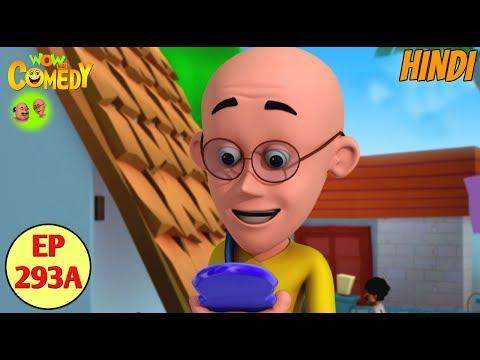 Motu Patlu   Cartoon in Hindi   3D Animated Cartoon Series for Kids   Smile Please thumbnail