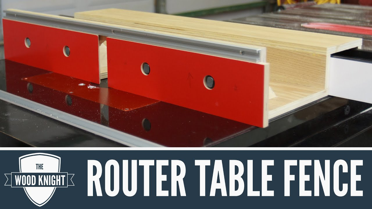 088 router table fence for tablesaw router wings youtube keyboard keysfo