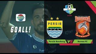 Persib Bandung 3 - 1 Pusamania Borneo FC