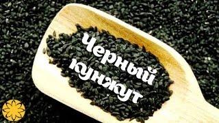 Черный кунжут (Black sesame, Сезам) Amideya.com.ua