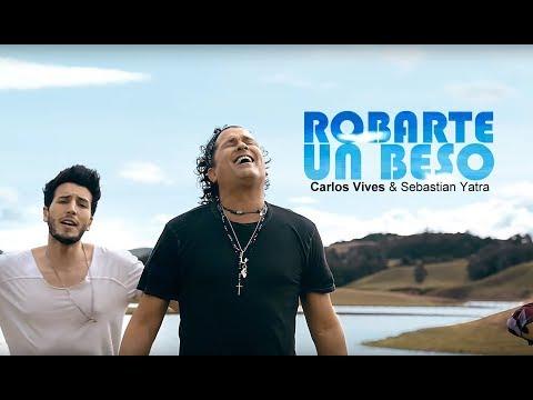 Robarte un Beso - Carlos Vives, Sebastian Yatra(jc)
