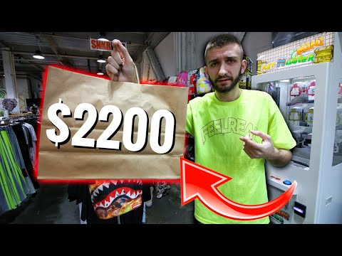Download $2200 NYC SNEAKER SHOPPING SPREE in MANHATTAN! I BOUGHT my GRAILS 🤩 Mp4 baru