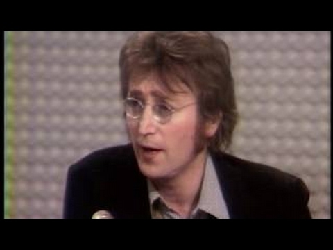The Mike Douglas Show S11E122 John Lennon & Yoko Ono, Jerry Rubin, Barbara Loden, Dr Jesse