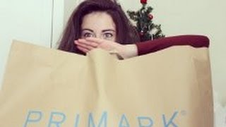 Primark Haul | December 2014 Thumbnail
