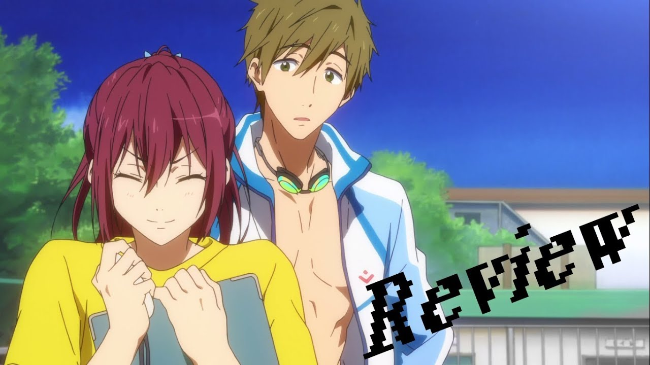 club swim Free anime iwatobi