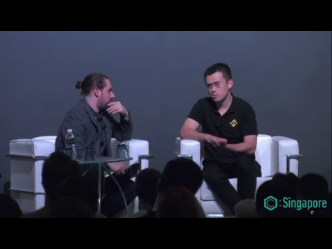 Consensus: Singapore 2018 - Live Stream