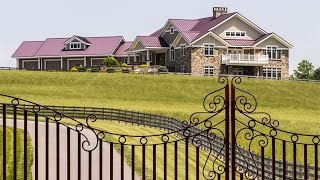 Iconic Mountaintop Estate in Asbury, New Jersey