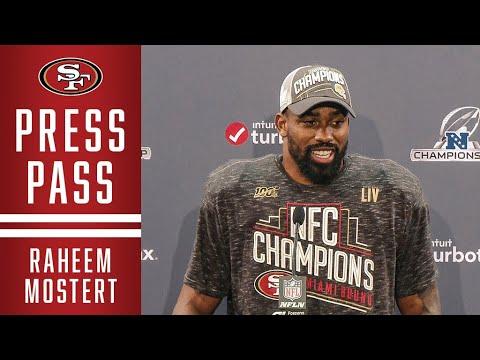 Raheem Mostert on Record-breaking Performance vs. Packers