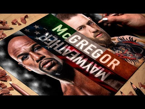 Thumbnail: Drawing Floyd Mayweather Vs. Conor McGregor