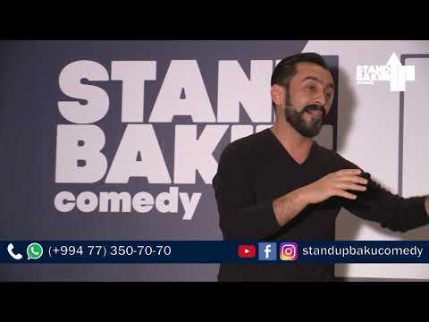 Səbuhi Bayramov  (Stand UP Baku 25-ci şou)