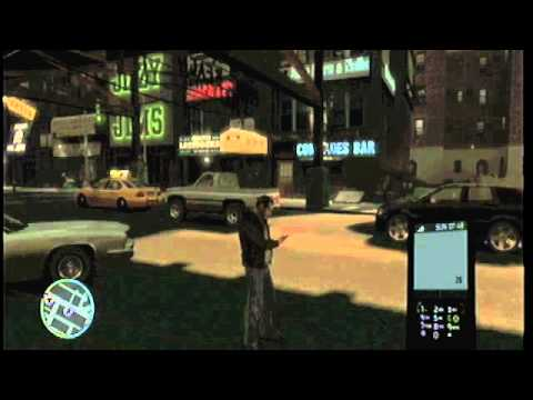 GTA 4 <b>CHEAT CODE ENTERING</b> AND USING - YouTube